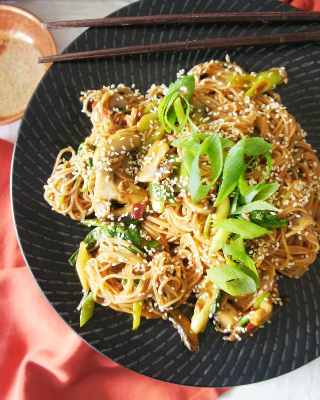 Vegan Brown Rice Noodles