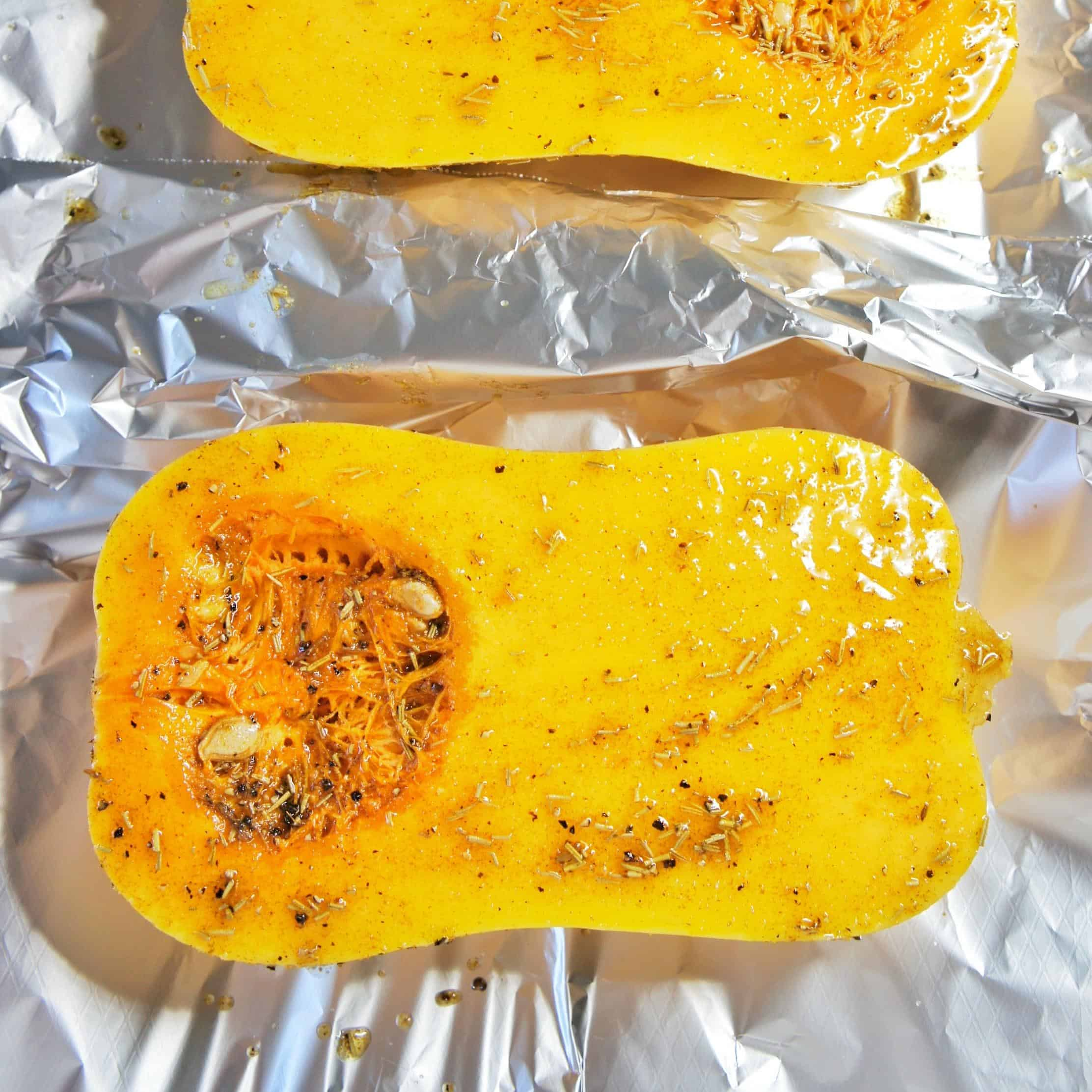 Baked Stuffed Pumpkin 1 | Sweet Caramel Sunday