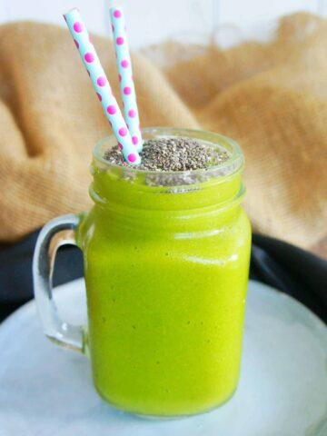 Green Smoothie 2 | Sweet Caramel Sunday