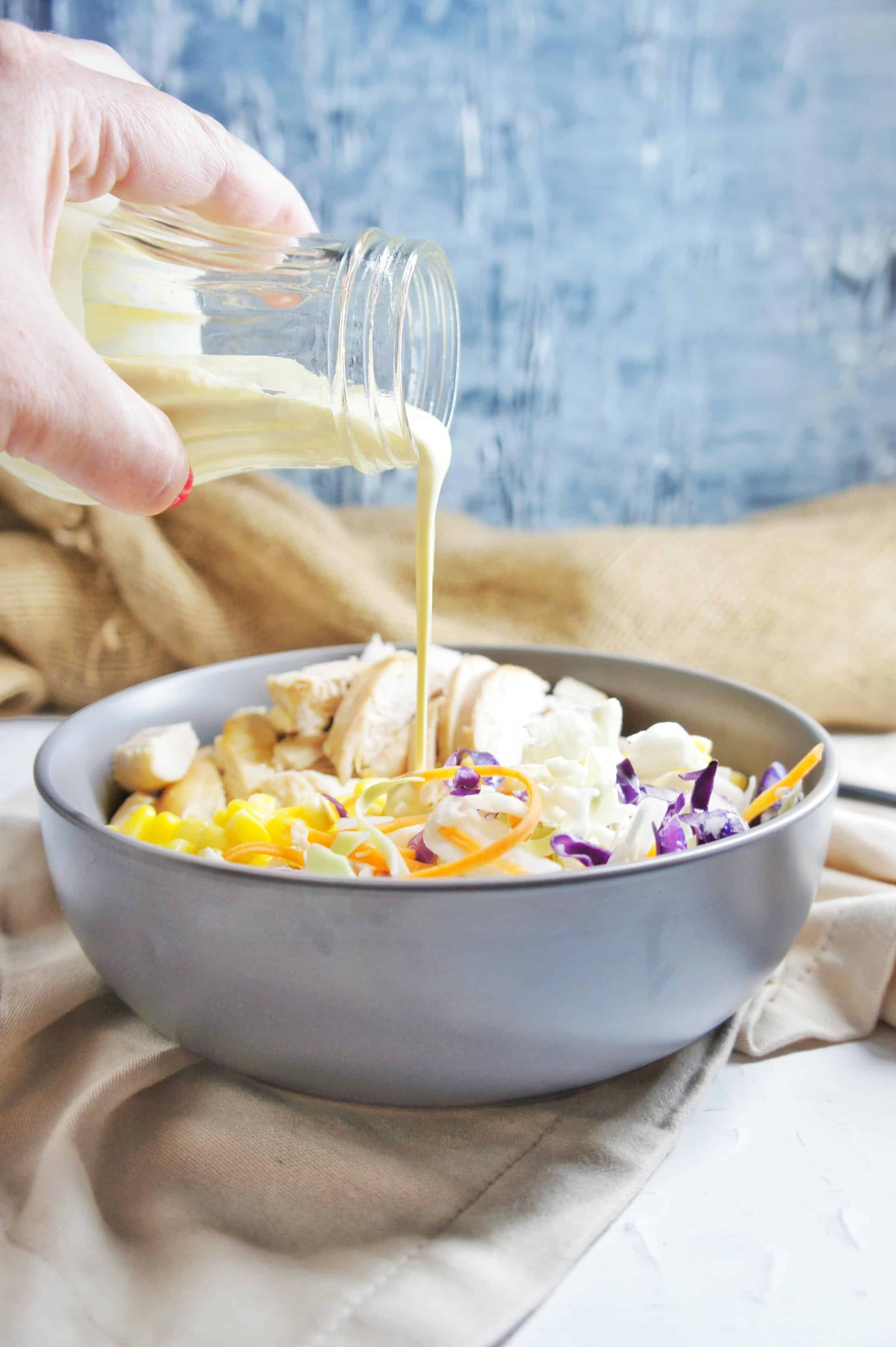 Quick and Easy Chicken Salad 2 | Sweet Caramel Sunday