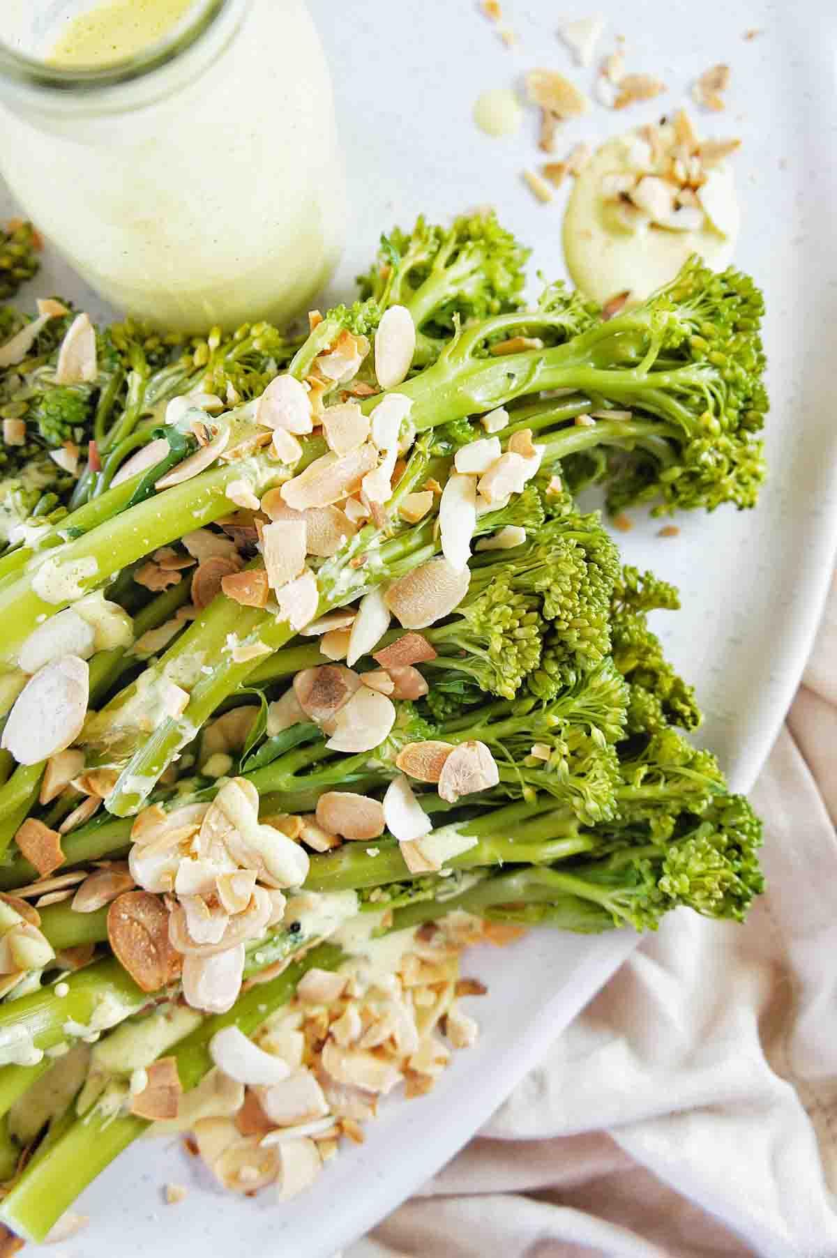 Steamed Broccolini 23 | Sweet Caramel Sunday