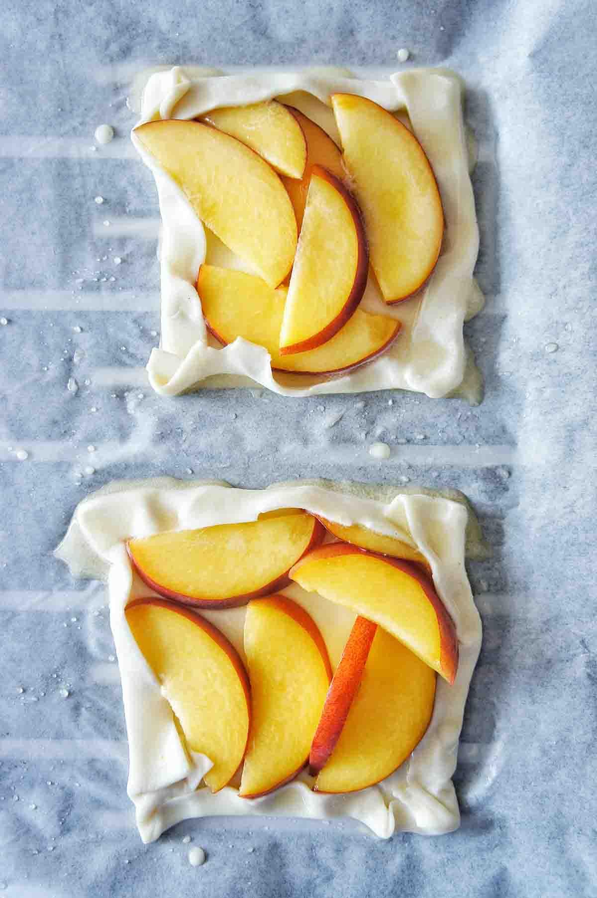 Peach Tartlets Recipe 22 | Sweet Caramel Sunday