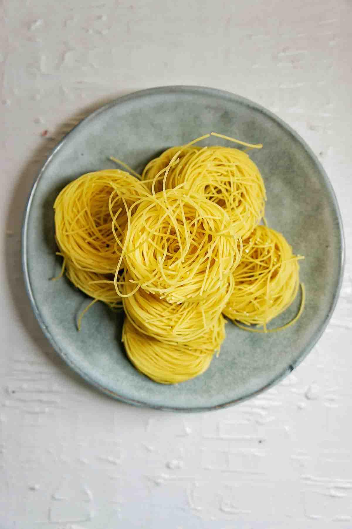 Tuna Spaghetti dry pasta