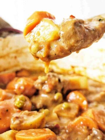 Easy Chunky Beef Stew