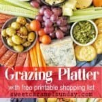 Grazing Platter with text overlay